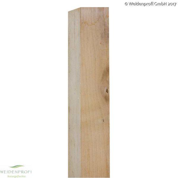 Holzpfosten Robinie quadratisch, gehobelt, 9 x 9