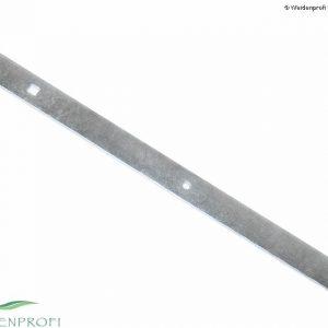 Zaunhalter lang für Torscharnier 40 x 3 x Ø 1,0